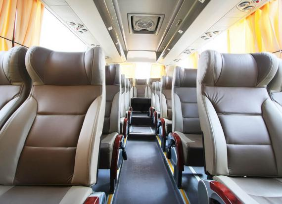VIP interior coach